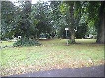 SJ9300 : Graveyard Scene by Gordon Griffiths