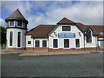 H4573 : Hope Eternal Elim Church, Omagh by Kenneth  Allen