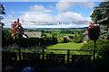 SD3877 : Gardens at Uplands Hotel by Bill Boaden