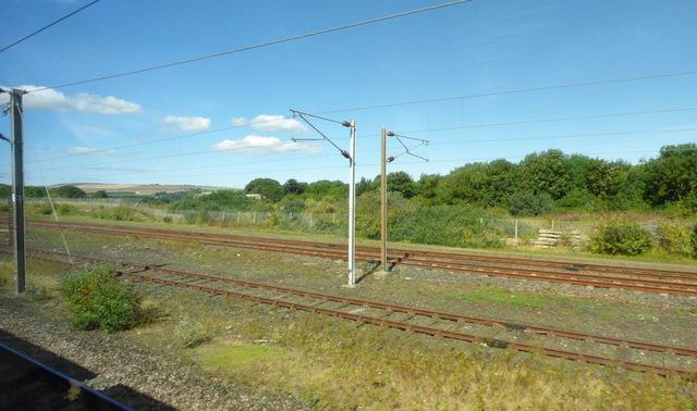 Tweedmouth sidings