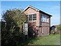 SE9243 : Former Kiplingcotes Signal Box by Ian S