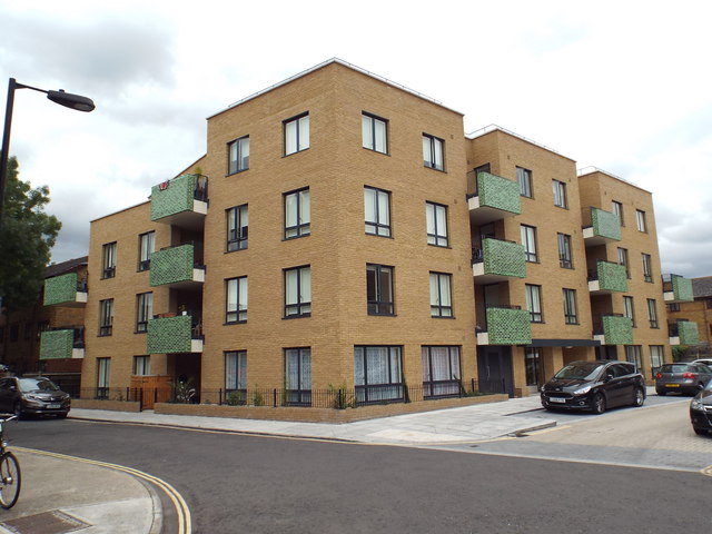 New council homes in Bermondsey
