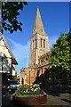 SP7387 : St Dionysius' Church, Market Harborough by David Martin