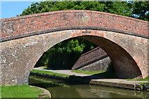 SP6989 : Rainbow Bridge, Foxton by David Martin