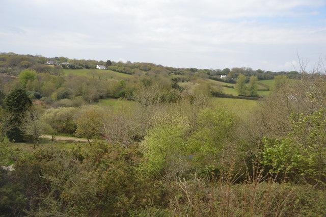 Cornish scenery