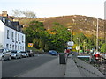 NH1394 : Shore Street, Ullapool by M J Richardson