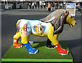 NS5865 : Pride of Paisley lions by Thomas Nugent