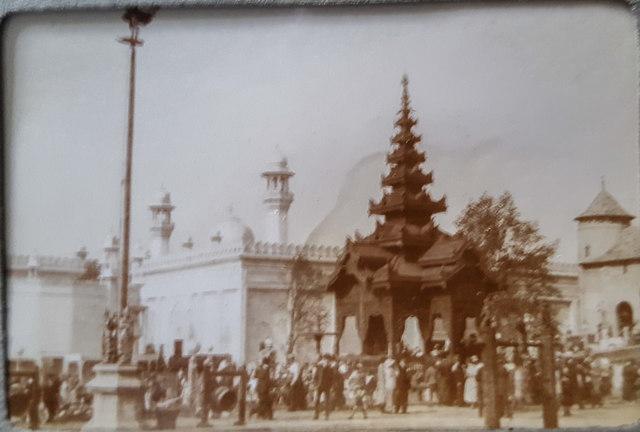 Wembley British Empire Exhibition 1924