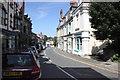 SH6874 : Station Road, Llanfairfechan by Jeff Buck