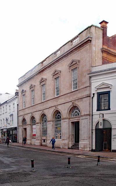 Former post office, Ship Street, Brighton - 1