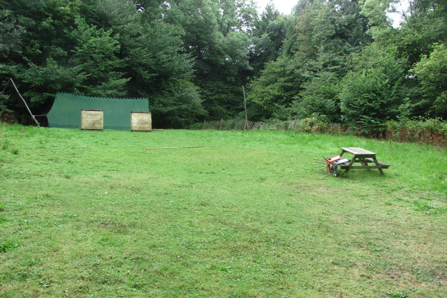 Site of Former Swimming Pool at Foxhole School
