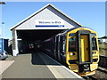 ND3650 : Wick Railway Station by JThomas