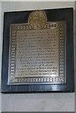SO2459 : Rickards memorial by Bill Nicholls