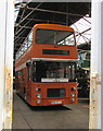 ST1167 : Volvo Ailsa bus in Barry by Jaggery
