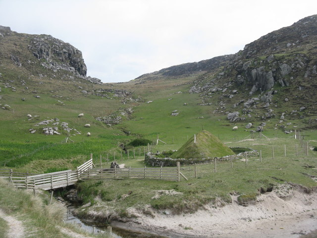 Iron Age Village at Bostadh