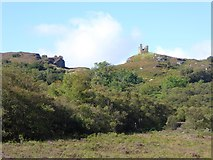 NC5856 : Castle Varrich by Oliver Dixon