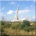 TQ8875 : Grain Power Station by Chris Whippet