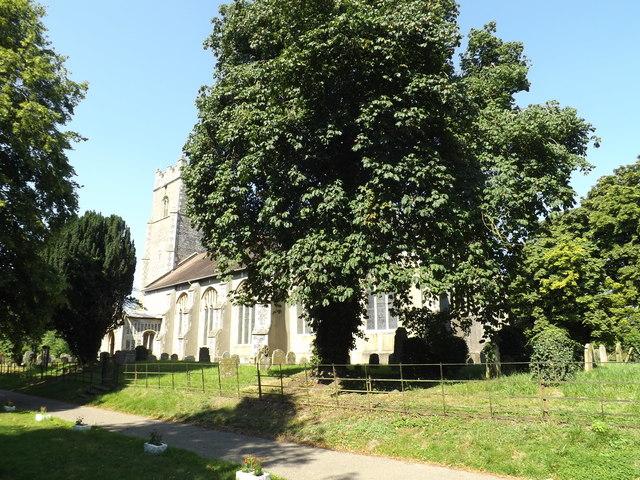 St.Michael's Church, Bunwell