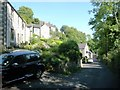 SK2854 : View down The Dale into Wirksworth by Christine Johnstone