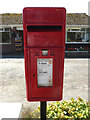 TM1193 : The Street Post Office Postbox by Adrian Cable