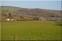 SX4563 : View to River Tavy by N Chadwick