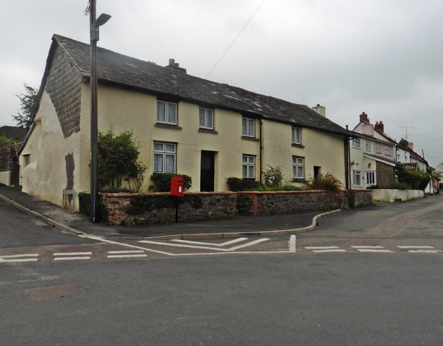 Terraced cottages, Shillingford