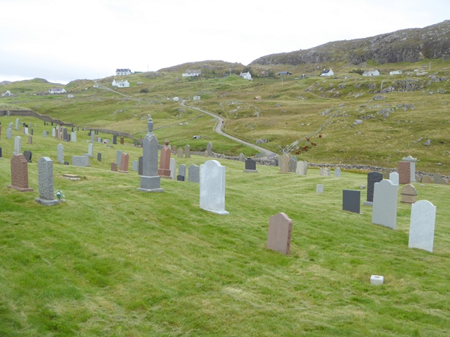 Graveyard at Oldshoremore