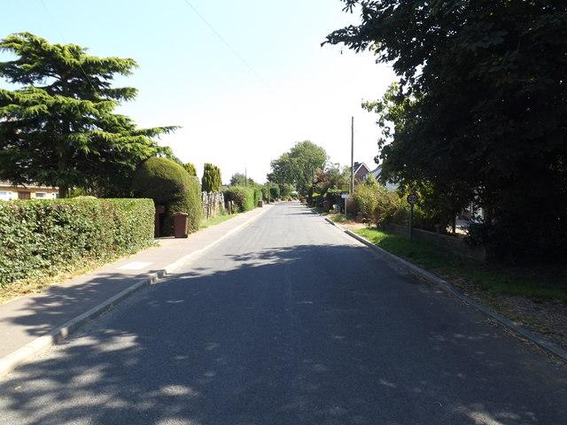 Bunwell Street, Bunwell