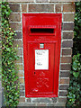 TM1495 : Norwich Road George VI Postbox by Adrian Cable