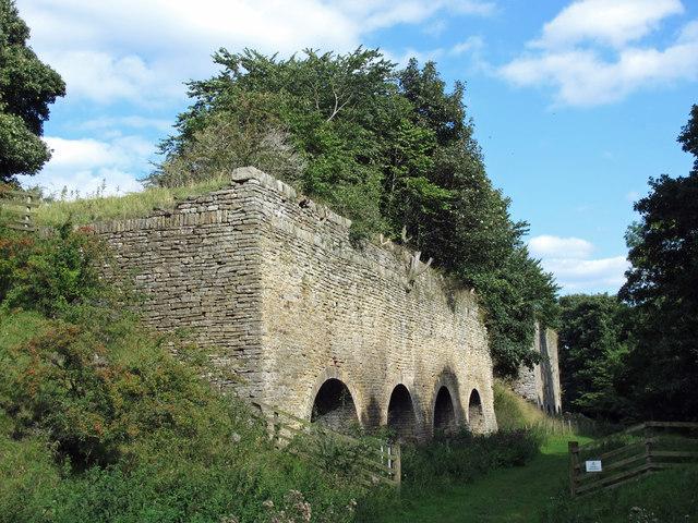 The Bishopley limekilns