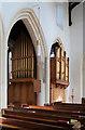 TL4262 : St Andrew, Girton - Organ by John Salmon