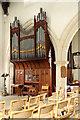 TL3761 : St Peter & St Paul, Dry Drayton - Organ by John Salmon