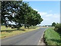 TF6908 : Marham Road meets Norwich Road by Richard Humphrey