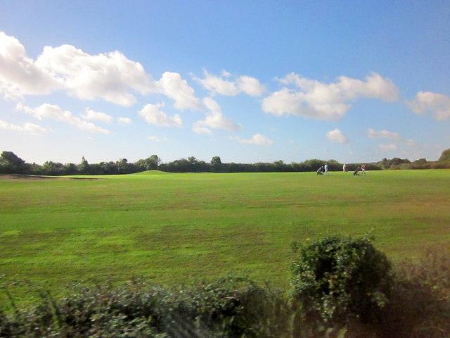 Carlyon Bay Golf Course Cornwall