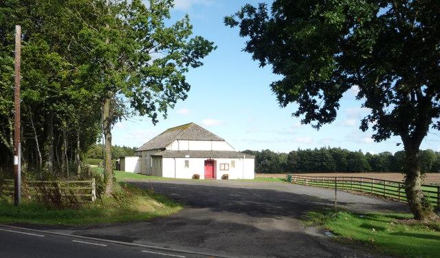 Tillmouth Village Hall