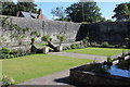 ST1177 : Italian Garden, St Fagans Castle by M J Roscoe