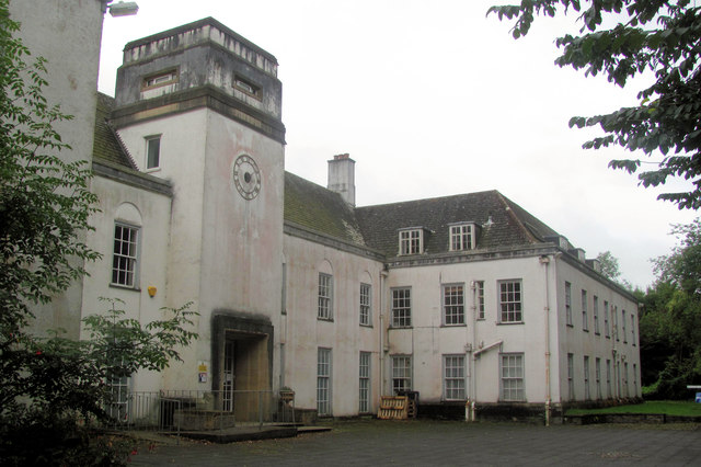 Foxhole School - Main Entrance and Music Block