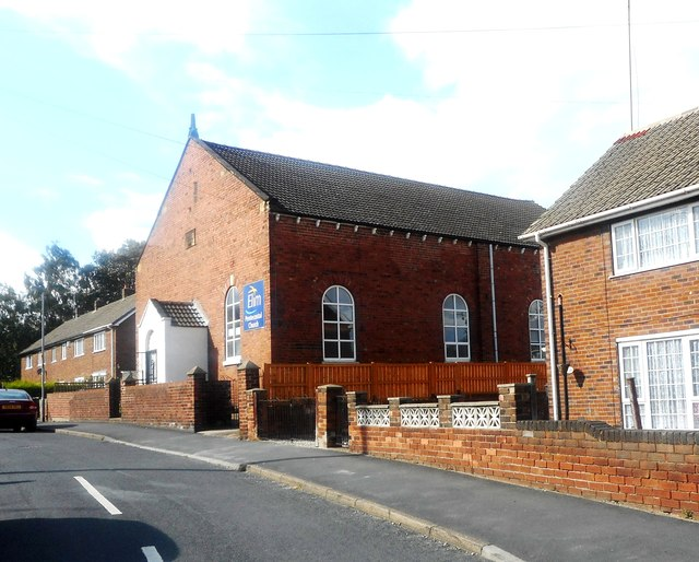 The Elim Pentecostal Church