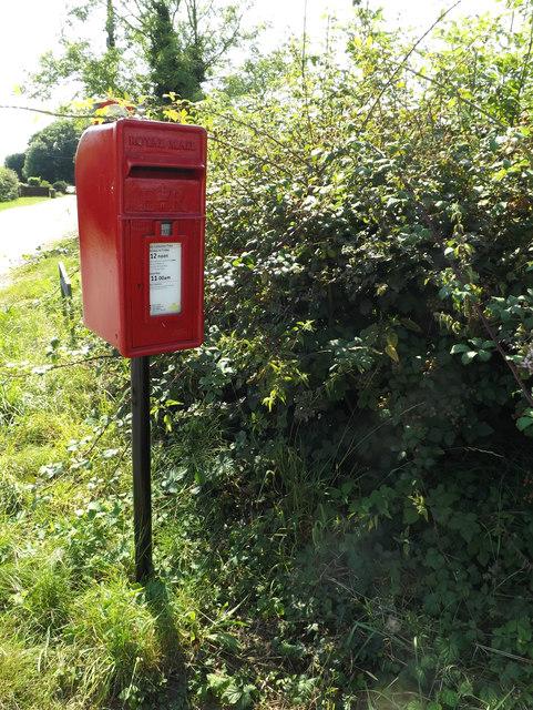 Long Row Postbox