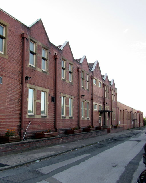 Tommy's Lane, Crewe