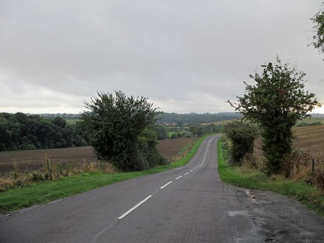 Down Windmill Hill Lane