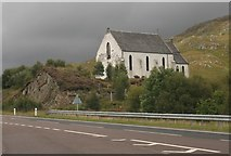 NM7582 : Our Lady of the Braes Roman Catholic Church by Richard Sutcliffe