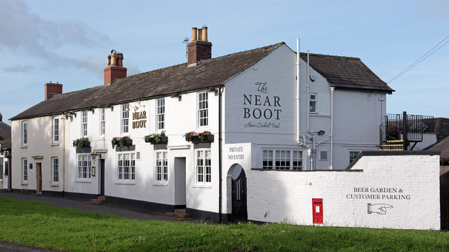 The Near Boot, Tarraby - September 2016