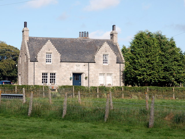 East Lochside Farmhouse
