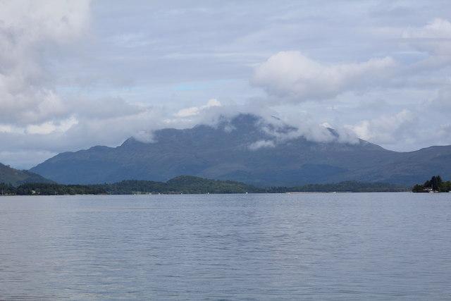A view up Loch Lomond