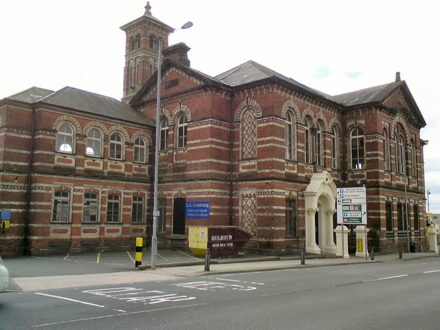 Albion Warehouse (formerly Albion School)