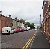 SJ8889 : Caroline Street, Edgeley, Stockport by Jaggery