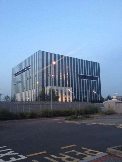 The Cube, Corby