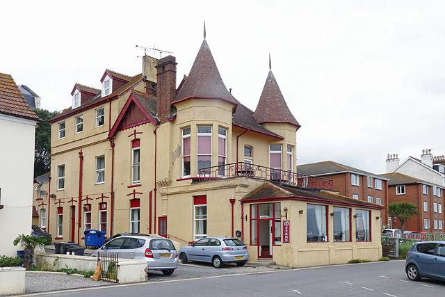 The Ocean Guest House, Dawlish