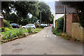 SP8564 : Earls Barton, Harrowick Lane by David Dixon